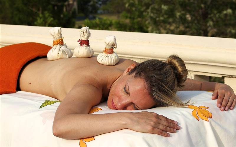 Detox treatment in Ananda Spa hotel in The Himalayas
