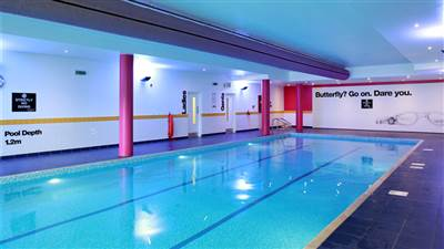 Armagh City Hotel - Swimming Pool