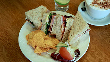 Armagh City perfect sandwich
