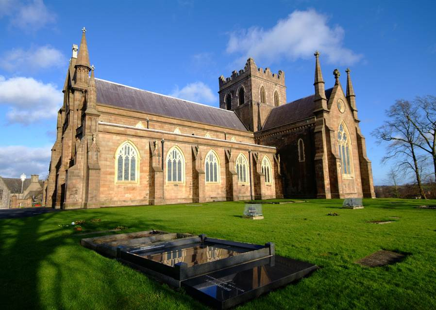 Northern Ireland Attractions | Armagh City Hotel on map of northumberland county pa townships, map of northern ireland, map of county armagh ireland,