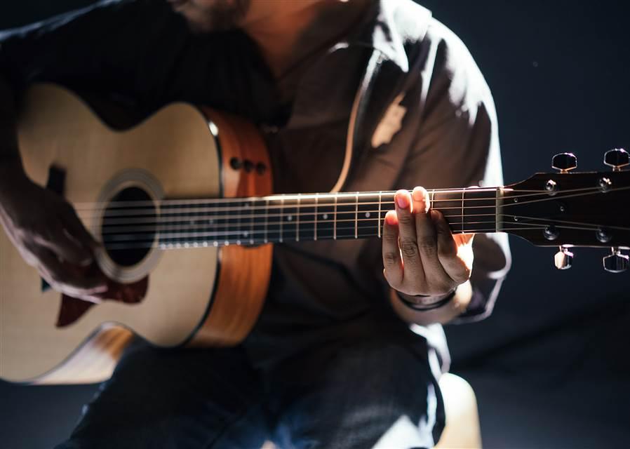 7 Hills Guitar
