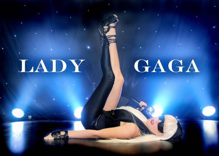 Lady GAGA armagh