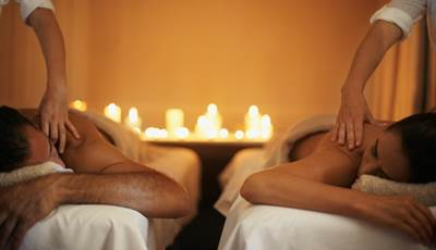 Deluxe Spa Break + Dinner From €178pps