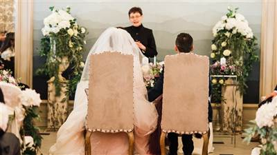 Couples on thrones