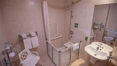 Disabled ensuite