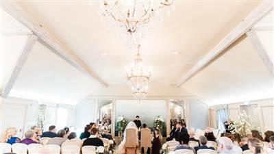 gate lodge wedding
