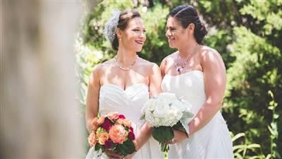 wedding 2 ladies