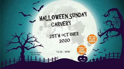 Halloween Carvery 2020 FOR TV