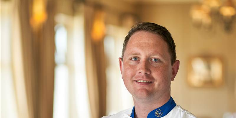 Ballynahinch welcomes Alan McArdle, our new Executive Head Chef