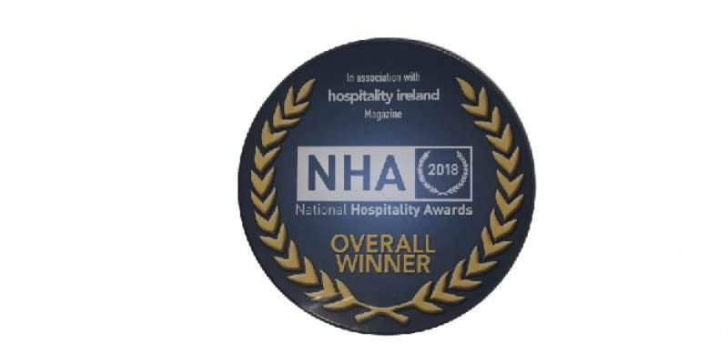 Best Destination Hotel at National Hospitality Awards