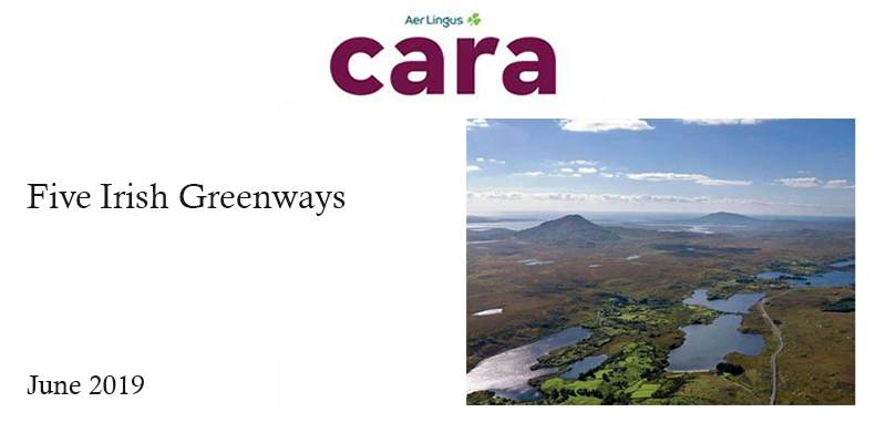 Cara Magazine: Five Irish Greenways