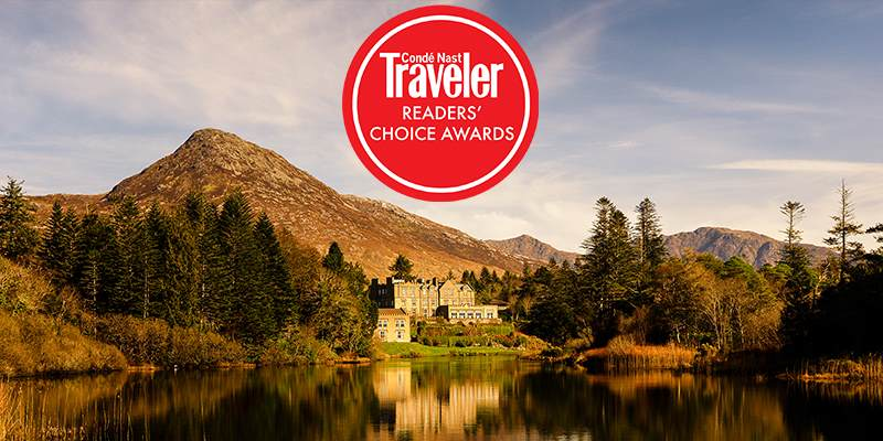Top 10 in Ireland Condé Nast Readers Choice Award