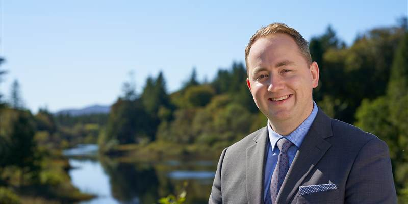 Eoin Walsh appointed the role of General Manager