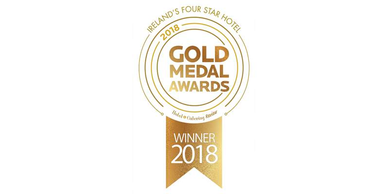 Best Four Hotel Award at the Hotel & Catering Reviews Gold Medal Awards