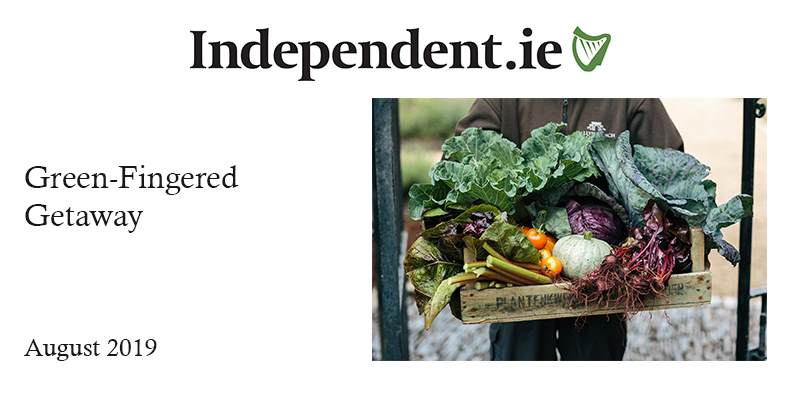 Irish Independent: Green-Fingered Getaway