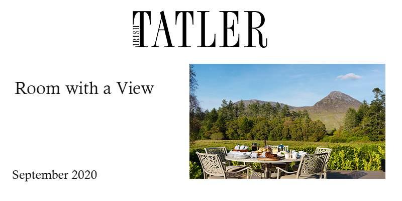 Irish Tatler Room with a View
