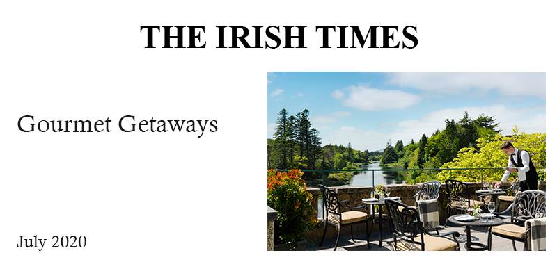 Irish Times: Gourmet Getaways