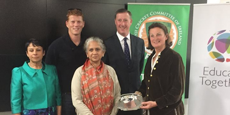 Ranji Trophy Ireland 2016