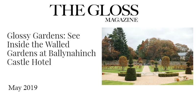 The Gloss Magazine: Glossy Gardens
