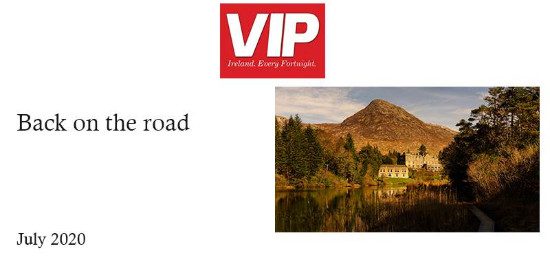 VIP Magazine: Back on the road