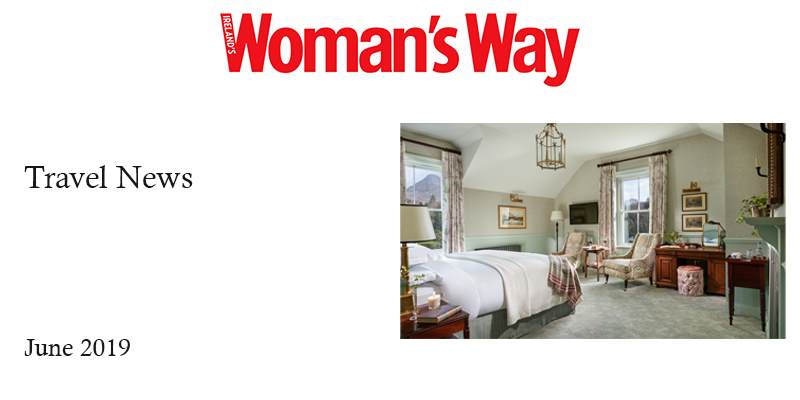 Womans Way: Travel News