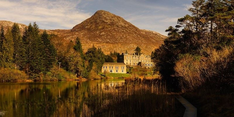 Ireland's Top 10 hotels by Condé Nast