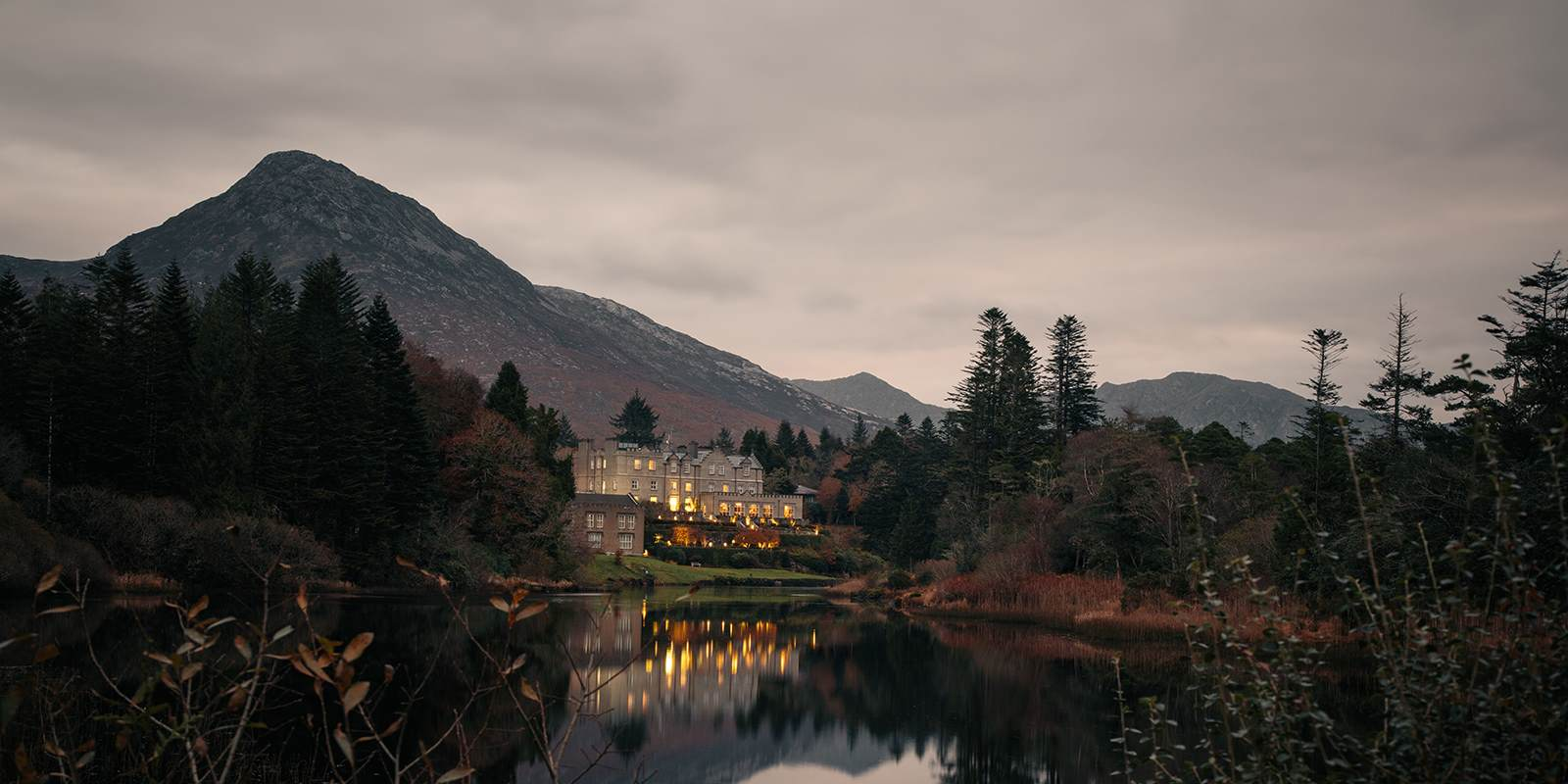 Ballynahinch in Winter