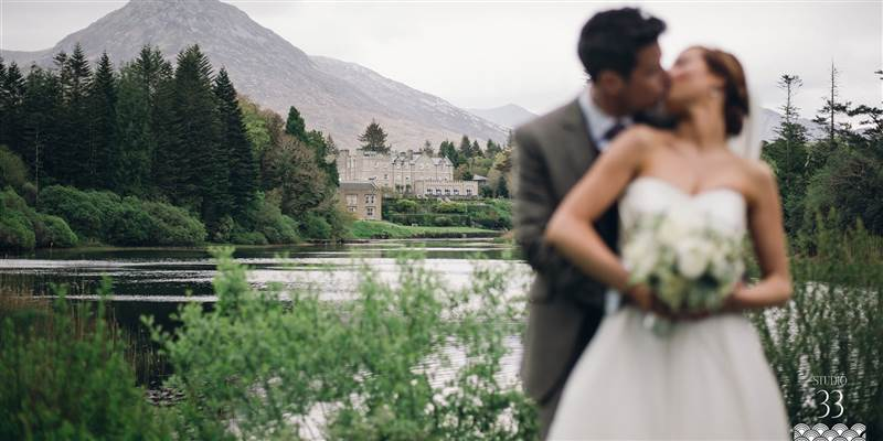 Get married at Ballynahinch Castle