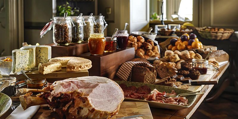 Ballynahinch Breakfast Buffet