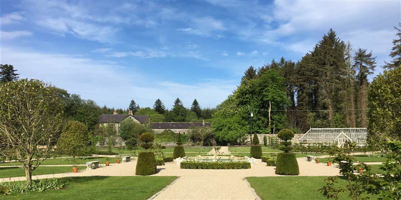 Walled Garden May 2019