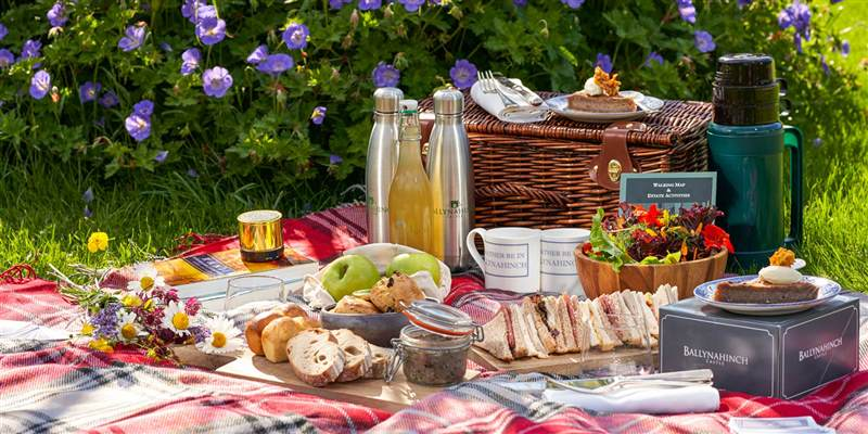 Walled Garden Picnic