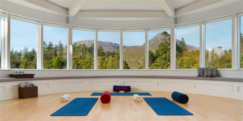 Lettery Lodge Yoga Studio