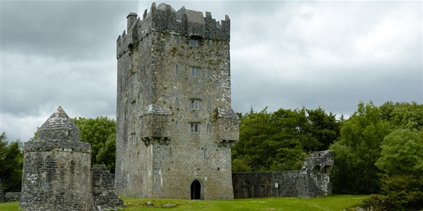 Aughnanure Castle (pixinn