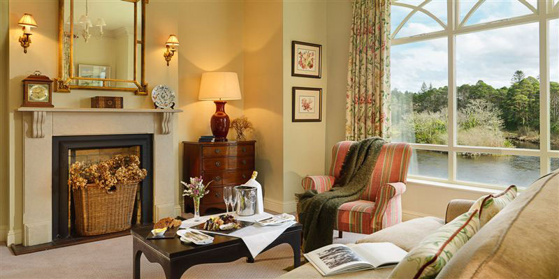 Ballynahinch Suite Lounge