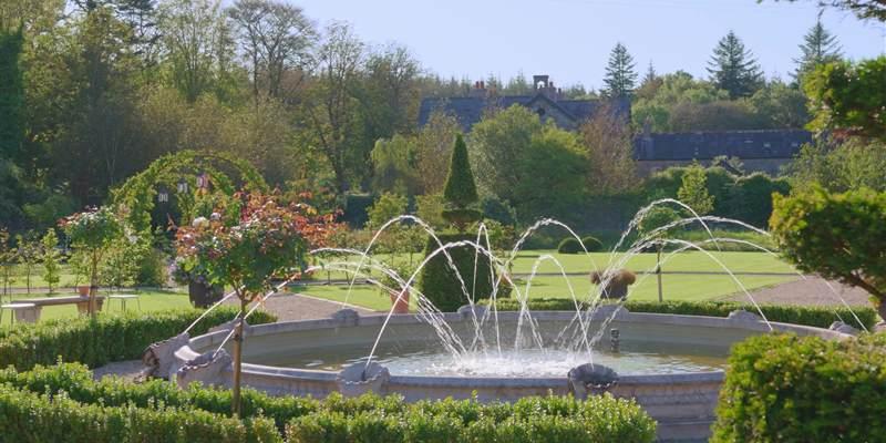 Ballynahinch Walled Garden