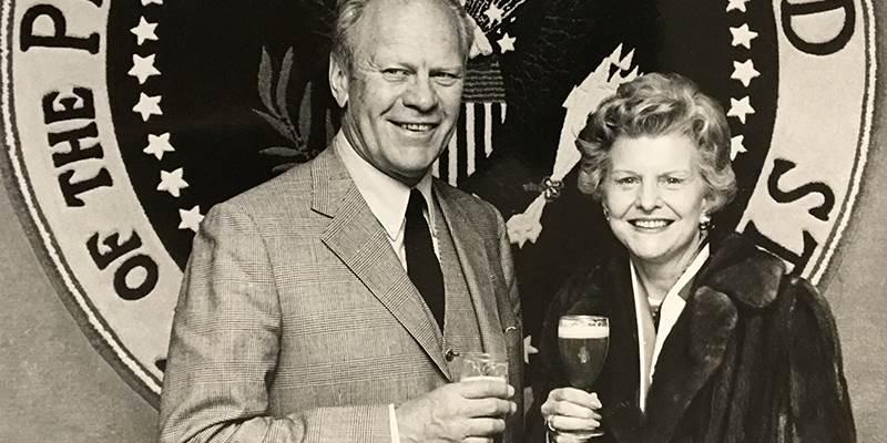 President Ford Mrsrs