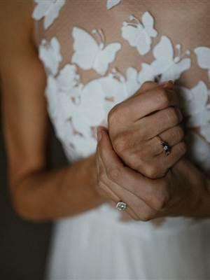ballynahinch wedding bride ring
