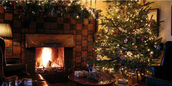 Your Christmas at Ballynahinch Castle