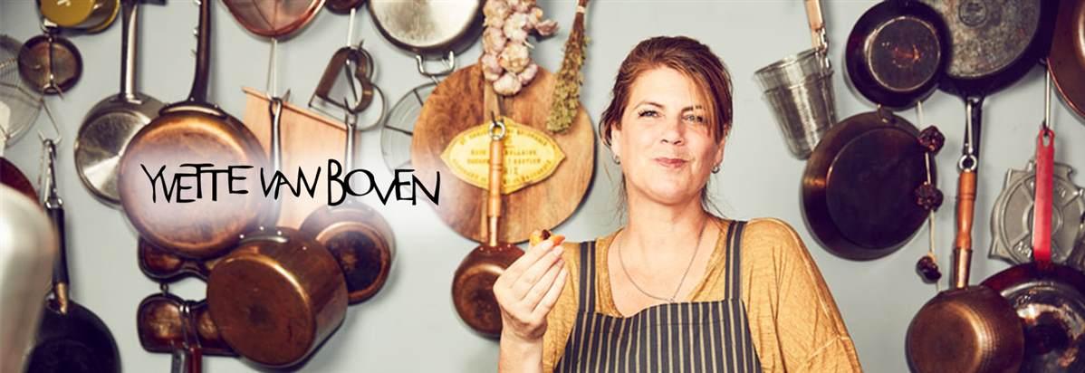 Yvette van Boven Workshop