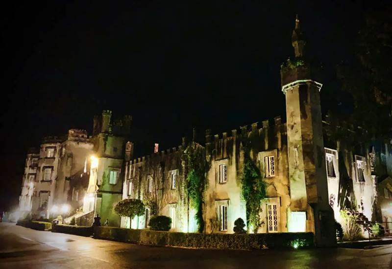 Ghostly tales of the Romantic Castles of Ireland