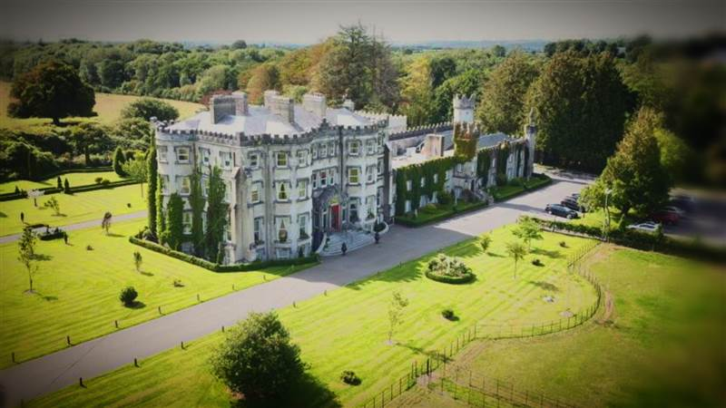 The One and Only Castle Hotel in the Kingdom - Ballyseede Castle Hotel Review