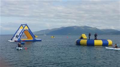 Splash Sports Bounce