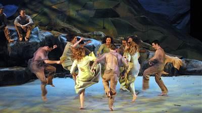 Oilean Siamsa Dancing Circle