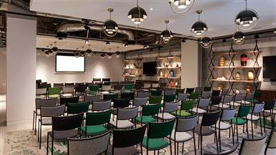 Bankside Meeting Room 2 and 3