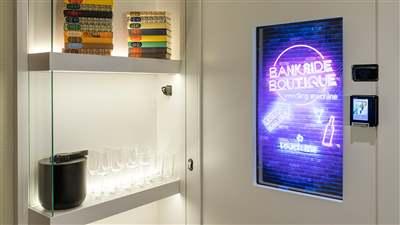 Bankside Vending Machine
