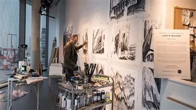 Maker in Residence Studio