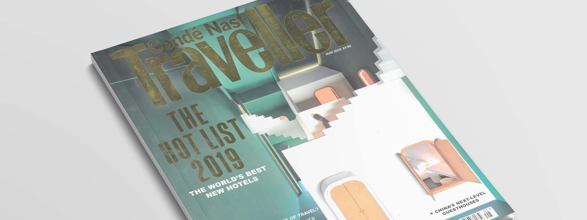 Conde Nast Traveller Hot List 2019