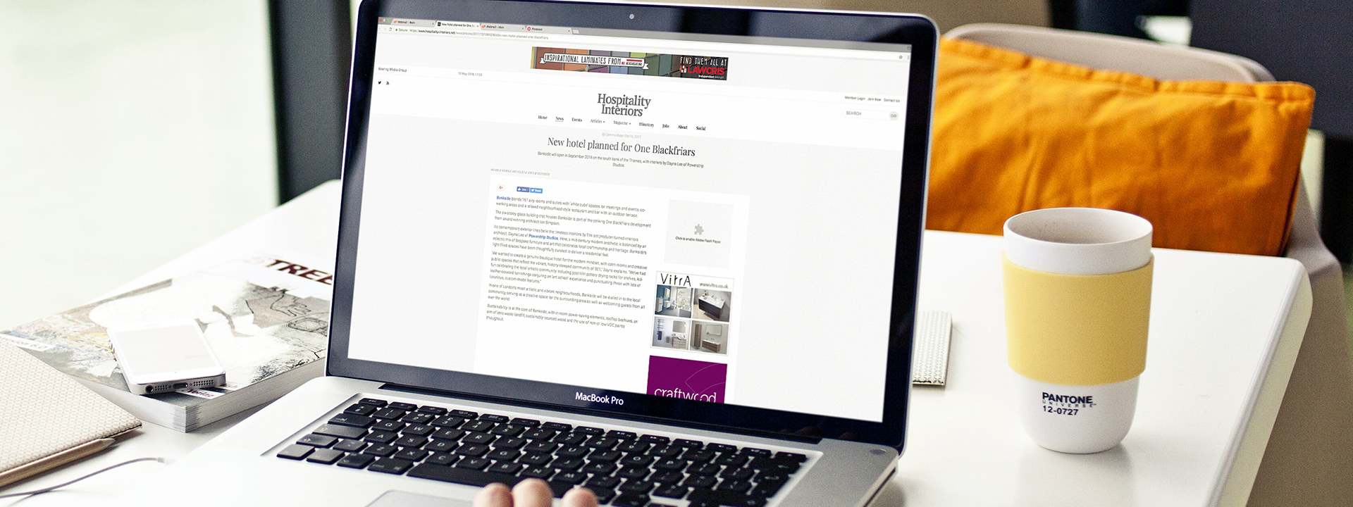 Hospitality Interiors Online