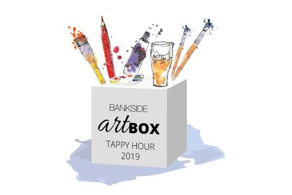 Artbox tappy hour