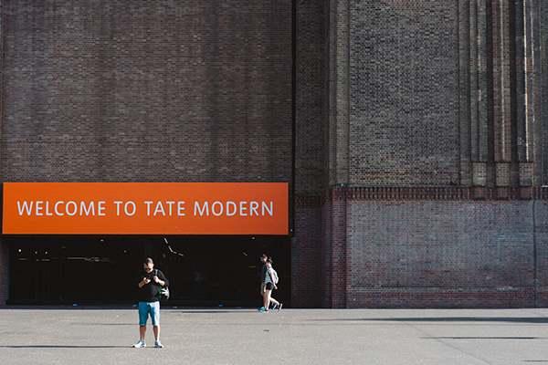 Tate Late 1